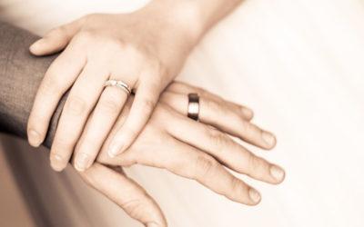 Ehe gerettet