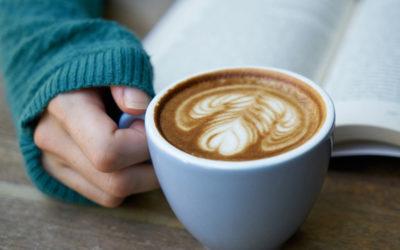Vergiss die Kaffee-Meditation nicht!